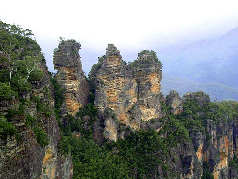 NSW Three Sisters